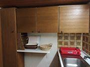 Einbauküche komplett incl Geräte gebraucht
