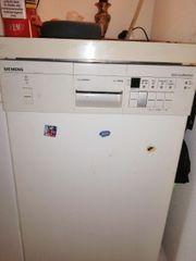 Waschmaschine Geschirrspüler zu verschenken
