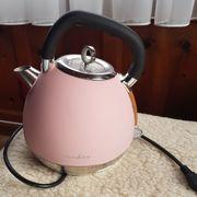 Wasserkocher Wasserkessel Marke Nedis Farbe