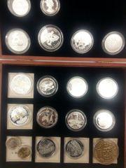 Verkaufe Sondermünzen für 10 Euro