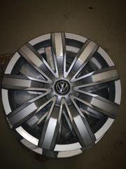 4x VW Radkappe Radzierblende 5NA