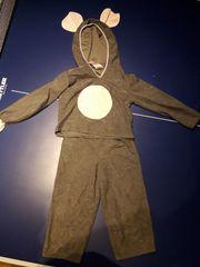 Mauskostüm Größe 116