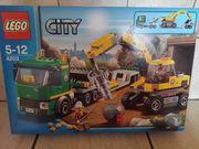 Lego Baufahrzeuge