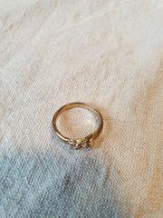 Vergoldeter Ring von Pierre Lang