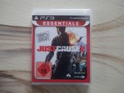 PlayStation PS 3 Just Cause