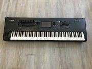 Yamaha Montage 8 Synthesizer