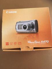 Digitalkamera Canon PowerShot A470