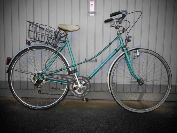 28-Zoll Damenrad 5-Gang-Kettenschaltung
