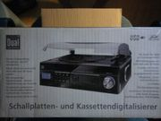 DUAL DTTC 100 Schallplatten- und