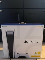 PlayStation 5 Disk Version mit
