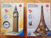 3D Puzzle Big Ben und