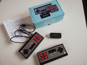 Retro Videospielkonsole HDMI Wireless Controller