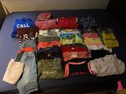 56 Teile Mädchenkleidung Gr122-164