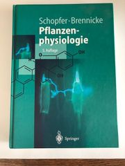 Pflanzen-physiologie 5 Auflage