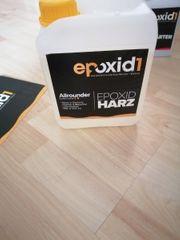 epoxid Hartz