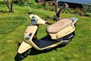 Sym Fiddle2 Roller 50cm Motorroller