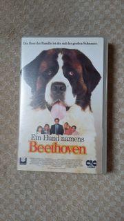 2 VHS Videos Ein Hund
