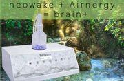 Brain Airnergy Die energiereichste Sauerstoff