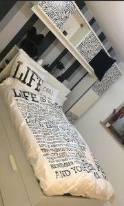 Ikea Bett zu verkaufen Brimnes