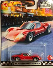 Hot Wheels Premium 69 Alfa