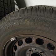 Winter Reifen für BMW E39