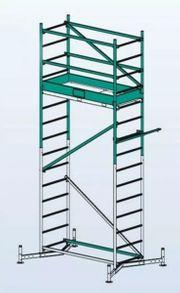 KRAUSE Climtec Alu-ArbeitsGerüst 1 Aufstockung