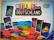 10 Tage durch Deutschland