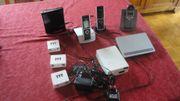 Diverse Telekommunikationsgeräte