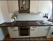 Schöne Küche inkl Elektrogeräte in