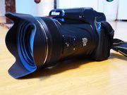 Nikon P1000 Coolpix Kamera
