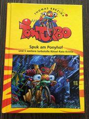 Tom Turbo Spuk am Ponyhof