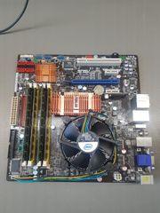 Mainboard CPU RAM Kombo Kit