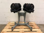 Adjustable Dumbbells 24 Kg Paar