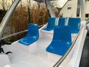 Elektroboot mit Solar für 5