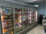 Getränke Kühlhaus Kühlzelle Wildzelle 3750mm