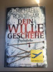 Buch Dein Wille geschehe - Michael