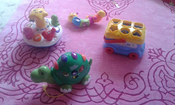 Baby Spielset Disney Sortierbus VTECH
