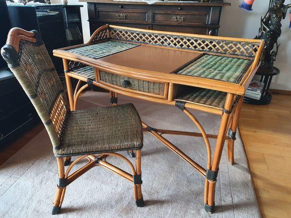 Schreibtisch und Stuhl GRANGE-Serie Sienna