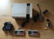 NES Konsole in gutem Zustand