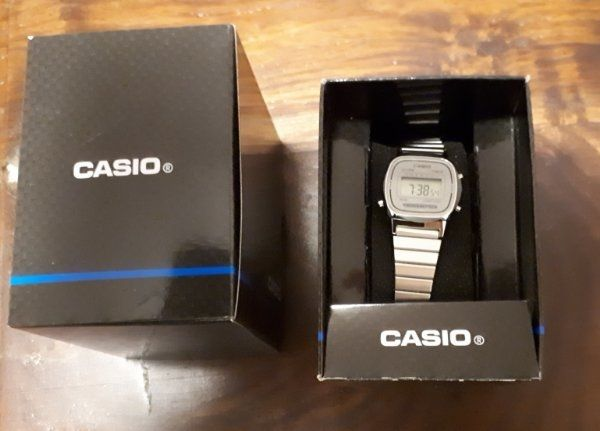 Neue Casio - Collection Vintage Style