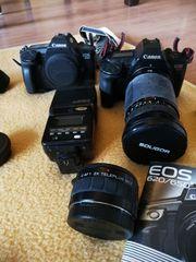 EOS-Camera Set Spiegelreflexkamera TOP