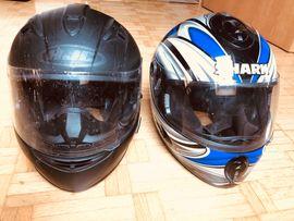 Motorrad-Helme, Protektoren - Motorrad Helm HJC SHARK