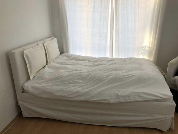 Schönes Bett 140 Mit Lattenrost Und Matratze In München Betten