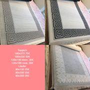 waschbare Teppiche verschiedene modele waschmaschiene