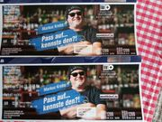 2 Tickets Markus Krebs Pass