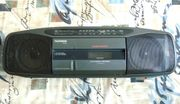 Telefunken - Cassettenradio - RC651 zu verkaufen -