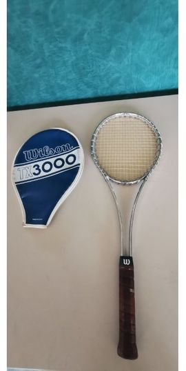 Tennis, Tischtennis, Squash, Badminton - WILSON TX 3000 CARBON TENNISSCHLÄGER
