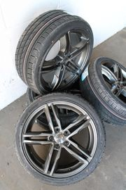 Wheelworld WH11 19 Zoll Grau