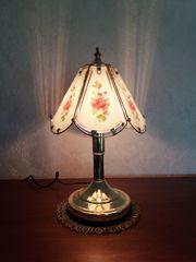 Schöne und edle Messinglampe 40