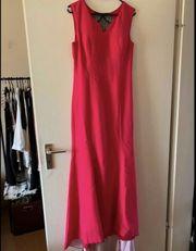 Pinkes Abendkleid Ballkleid Abiye